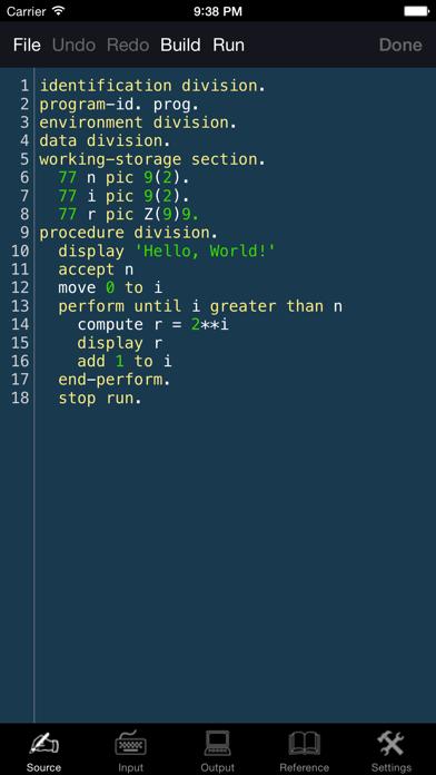 Cobol Programming Languageのおすすめ画像1