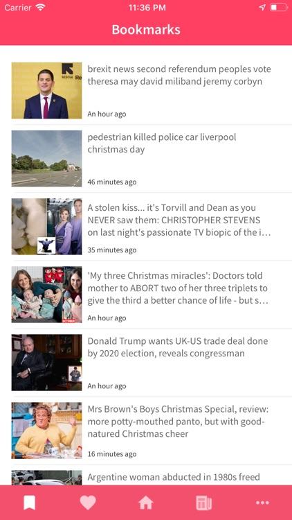 Breaking news UK screenshot-8