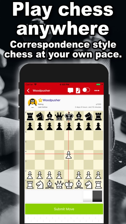 Play Chess on RedHotPawn by netAdapt Apps