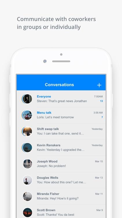 Sling: Employee Scheduling App screenshot-4
