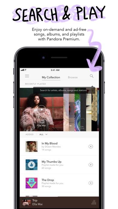 download Pandora Music apps 4