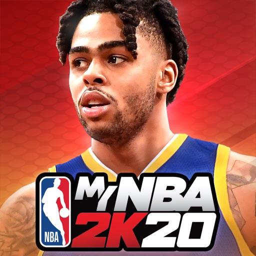 My NBA 2K20 icon