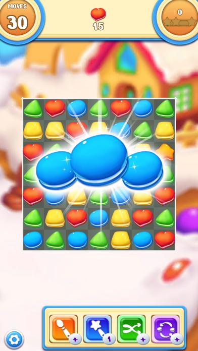Cookie & Macaron PopScreenshot of 1
