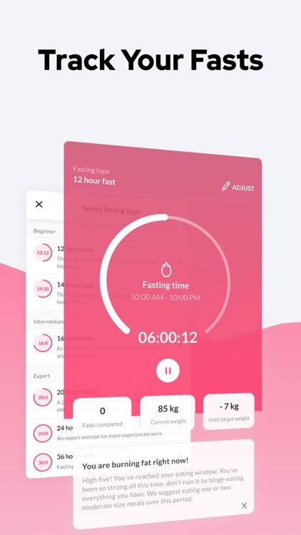 DoFasting - Fasting Tracker screenshot-0