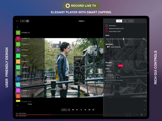 Screenshot #5 pour GSE SMART IPTV