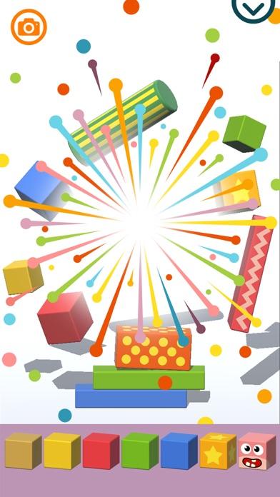 Pango KABOOM ! cube stackingのおすすめ画像3