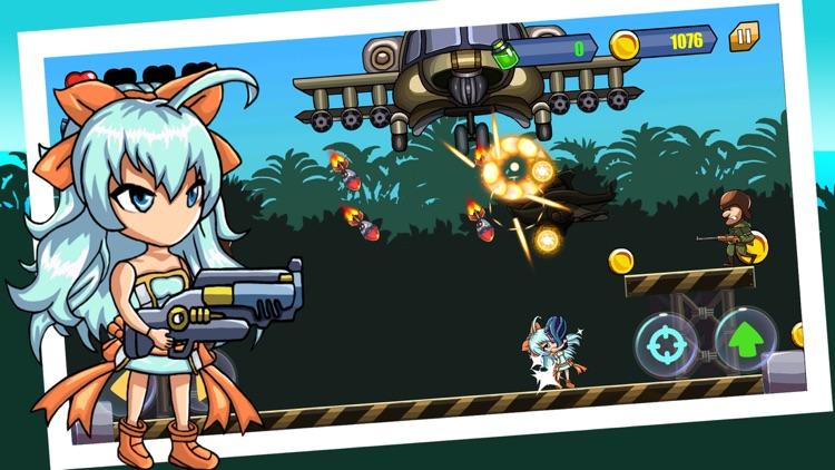 Metal Heroes - shooting games screenshot-4