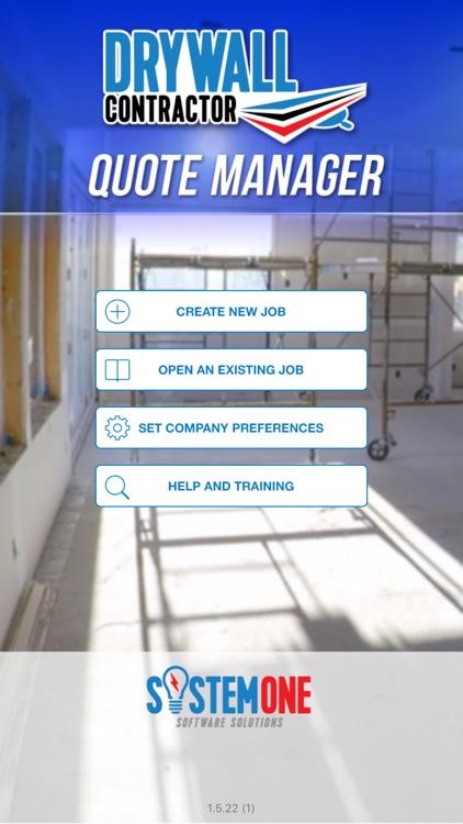 Drywall Contractor screenshot-0