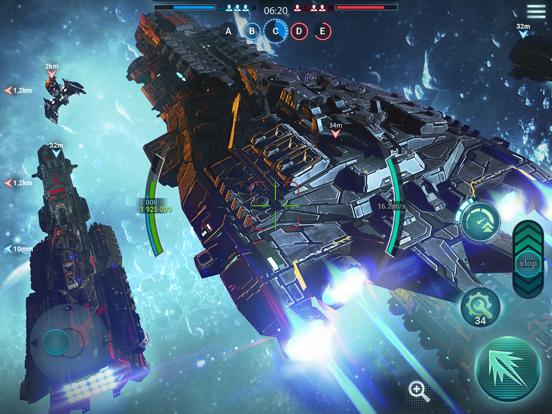 Space Armada: Galaxy Wars screenshot 10