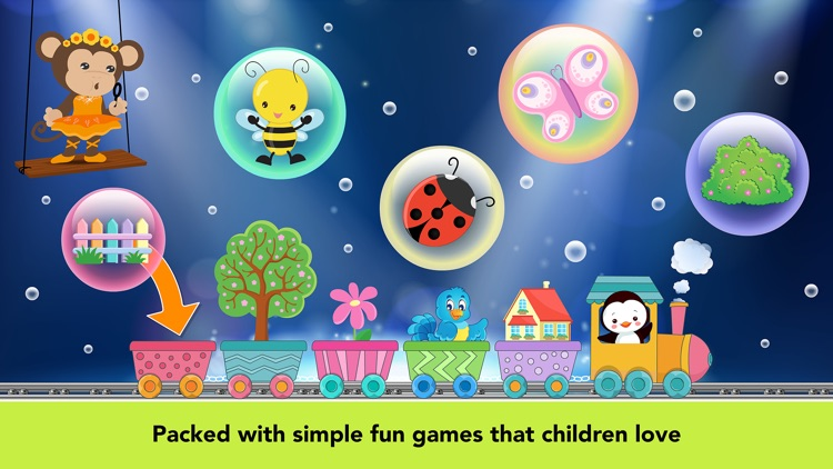 Toddler games for preschool 2+ screenshot-3