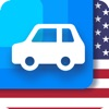 Us Car Theory Test app description and overview