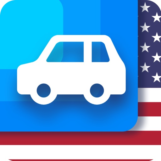 Us Car Theory Test icon