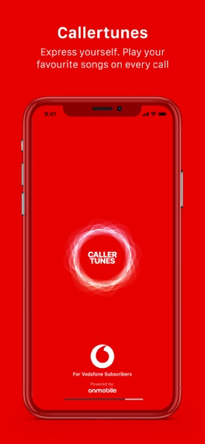 Vodafone Callertunes (India) on the App Store