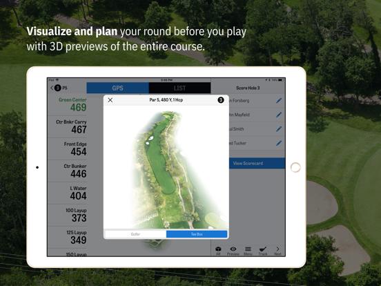 Golfshot: Golf GPS screenshot