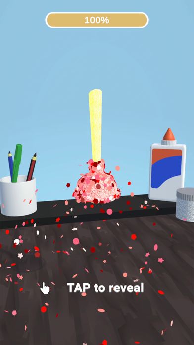 Glitter 3D screenshot 2