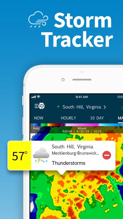 WeatherBug – Weather Forecast by WeatherBug (iOS, United