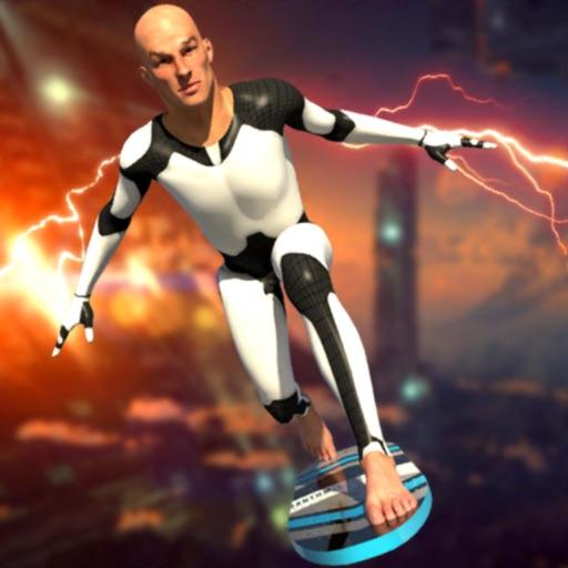 Amazing Rope Superhero games