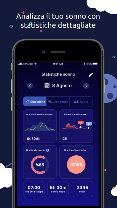 Download Analisi del sonno - Sleeptic per Pc