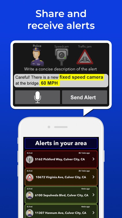 Radarbot: Speedcam Detector screenshot-3