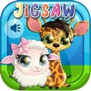 Shape Animals Jigsaw Puzzles