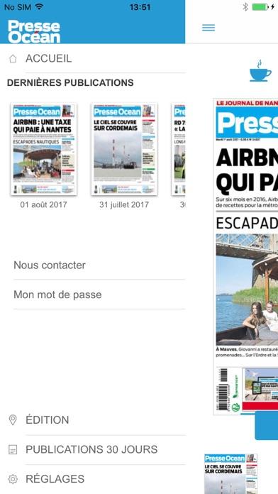messages.download Presse Océan - Journal software