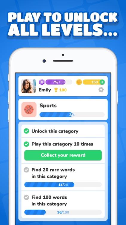 94 Seconds - Categories Game screenshot-5