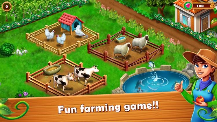 Farm Fest - Farming Game screenshot-0
