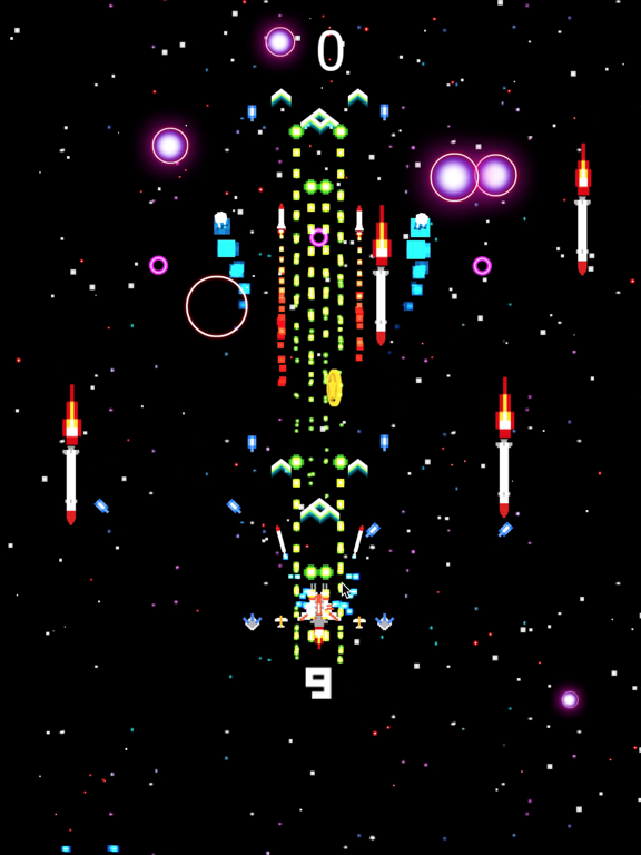 Galaxy War 98 Classic screenshot 7