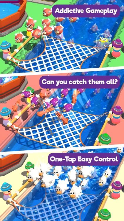 Catch the Fish 3D !!! screenshot-5