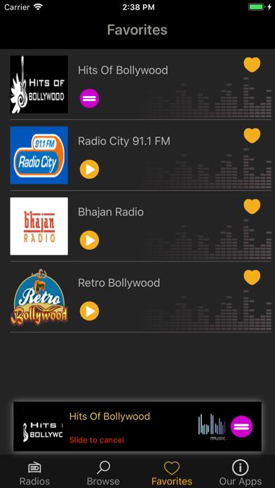 Happy FM screenshot 4