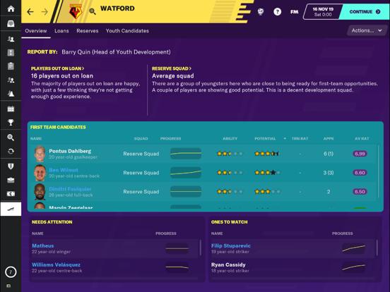 Football Manager 2020 Touch screenshot 3