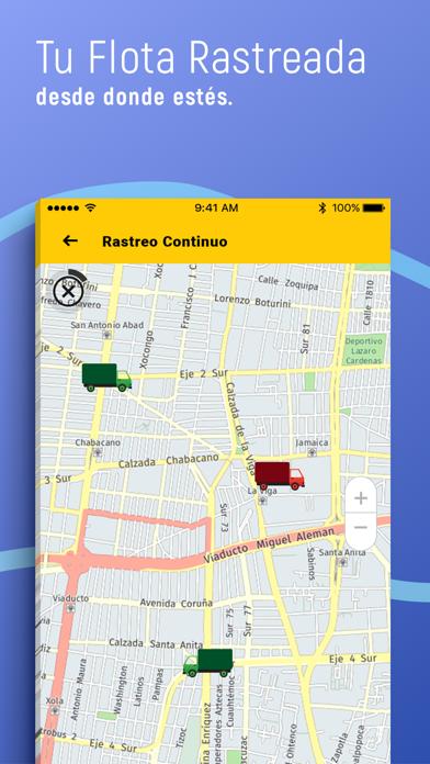 Zeek GPSCaptura de pantalla de2
