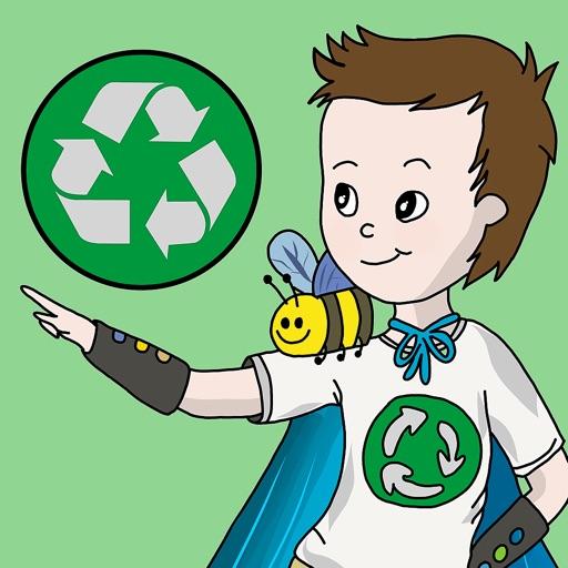 Superhrdina Recyklátor