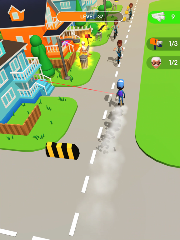 Delivery Rush Game screenshot 11