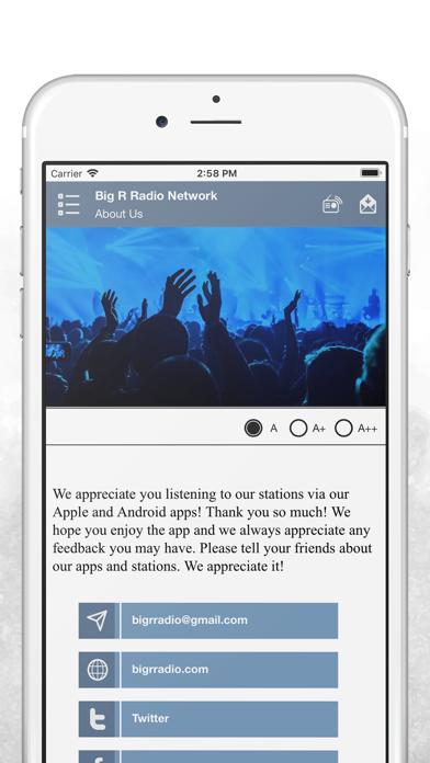 点击获取Big R Radio Network