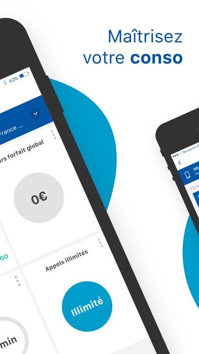 Screenshot #2 pour Espace Client Bouygues Telecom