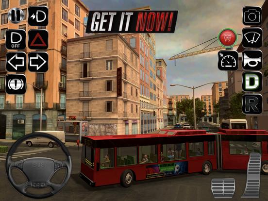 Bus Simulator: Original iPad app afbeelding 6