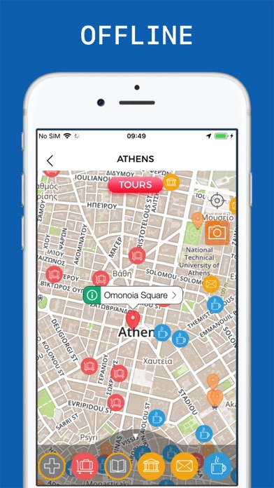 Athens Travel Guide screenshot four