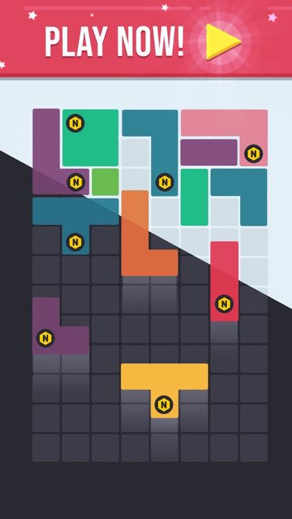 Block n Line - Block Puzzle screenshot-4