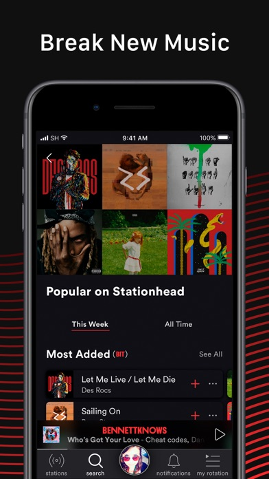 Stationhead - Streaming Radio wiki review and how to guide