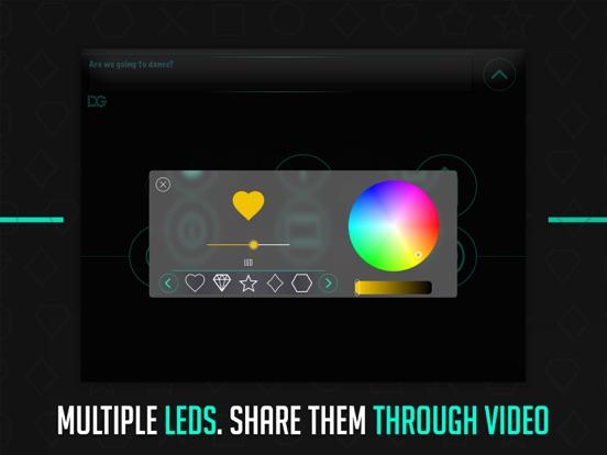 Display Go ○ LED ticker texts Screenshots