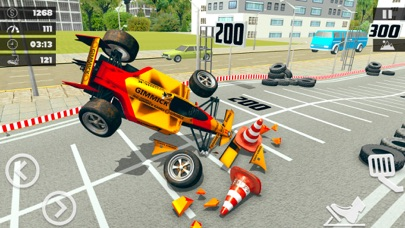 Car Crash 2020:High Jump Stuntのおすすめ画像3