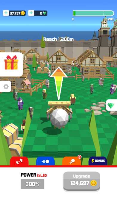Catapult!! screenshot one