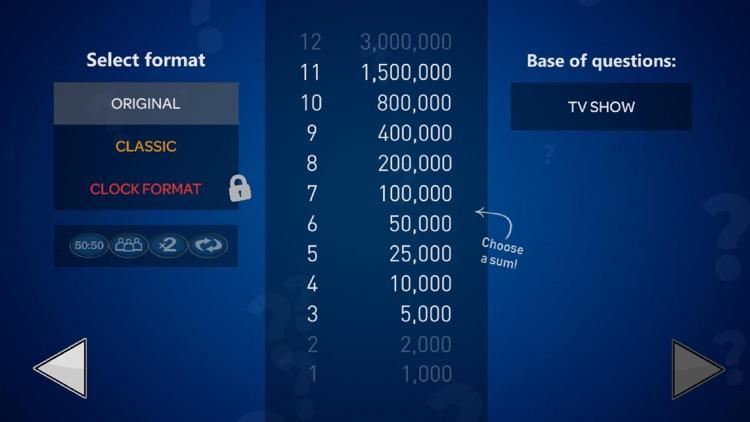 Millionaire 2020 Trivia Quiz screenshot-3