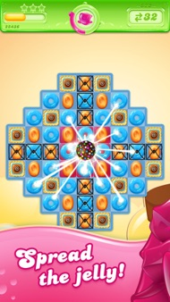 Candy Crush Jelly Saga iphone images