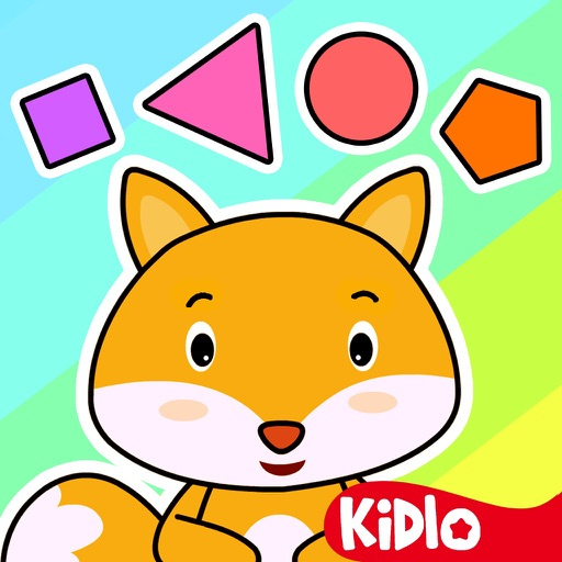 Shapes & Colors: Toddler Games