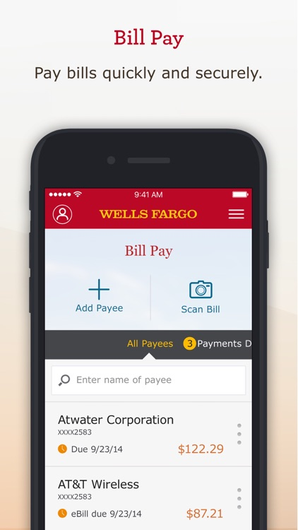 Wells Fargo Mobile screenshot-9