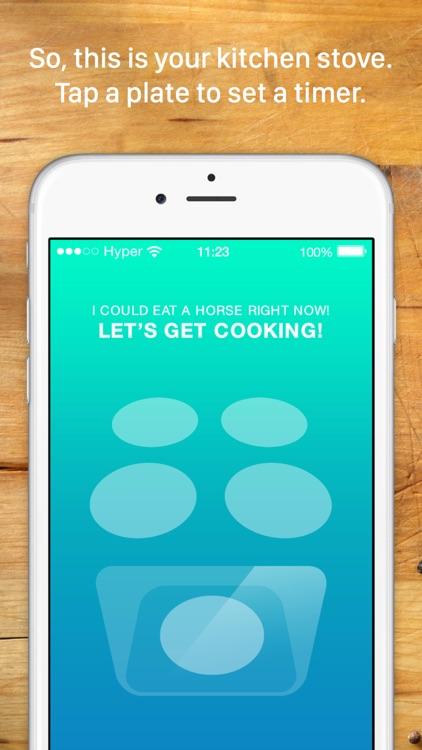 Thyme - A Modern Kitchen Timer screenshot-0