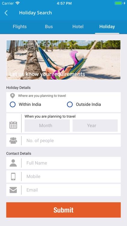 EaseMyTrip- Flight Booking App screenshot-6