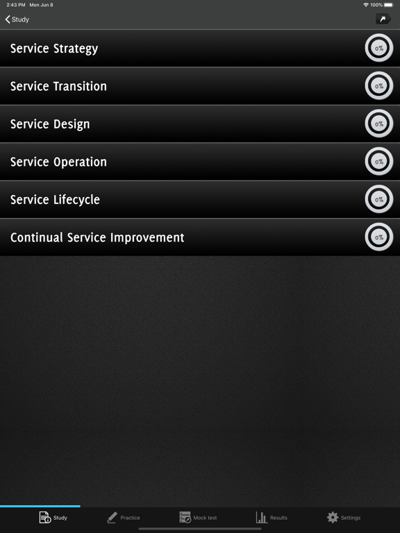ITIL v4 Exam Foundation screenshot 11